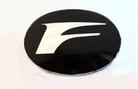 Эмблема Lexus F-Sport в решетку (165*120мм)