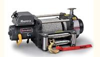 Лебёдка электрическая (индустриальная) 12V/24V Runva 15000 lbs
