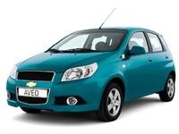 Капот Chevrolet Aveo 2008-2011 (хэтчбек)