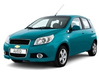 Крыло Chevrolet Aveo 2008-2011 (хэтчбек)
