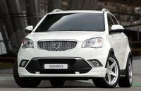 Тюнинг-обвес «IXION Design» для автомобилей Ssangyong Actyon New 2010+ (KORANDO C)