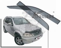 Ветровики - дефлекторы окон Mercedes-BENZ ML-Class W163 1997-2005