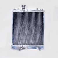 Радиатор алюминиевый Suzuki Swift HT51S 40мм MT