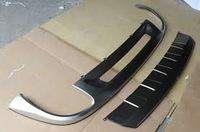 Комплект защиты бамперов из нержавеющей стали для Volkswagen Touareg NF 2011-