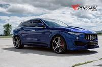 Обвес на Maserati Levante