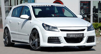 Обвес «Rieger Style» на Opel Astra H