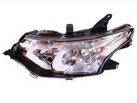 Фары (оптика) тюнинг Mitsubishi Outlander 2012-2014 (линза)