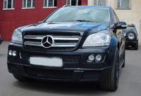Обвес на Mercedes GL-class X164 Brabus 2006-2009 (Ver. 1)