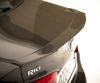 Спойлер на багажник «Blade Sport» для Kia Rio 3