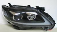 Фары оптика передняя Toyota Corolla E150 2011-2013 Lexus style