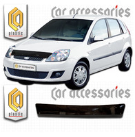 Дефлектор капота - мухобойка Ford Fiesta 02-07