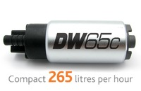 Топливный насос DeatschWerks 265л/ч Toyota Tundra DW65c (серия: компакт)