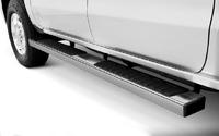Подножки (пороги) Chevrolet Silverado 2016+