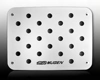 Коврик (накладка) металлический Mugen