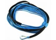 Кевларовый трос (синий) 10мм * 30м