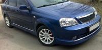 Тюнинг-обвес «WTCC» на Chevrolet Lacetti Sedan