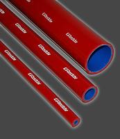 Шланг армированный красный Greddy 57мм 1м
