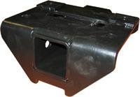 Переходник для установки фаркопа в задние бампера с площадкой под лебедку