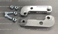 Адаптеры (сошки) для изменения выворота BMW E46, M3