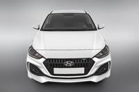 "Обвес тюнинг ""Quantum"" Hyundai Solaris 2 2017+"