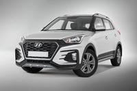 "Обвес ""AERO"" на Hyundai Creta"