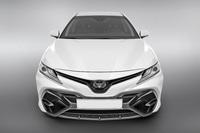 Маска - обвес переднего бампера / решетка радиатора Toyota Camry 70 (XV70)