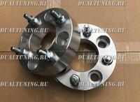 Проставки колесные для ATV 4*110 1.25 3.5см 35мм