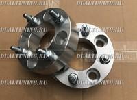 Проставки колесные для ATV 4*110 1.25 5см 50мм