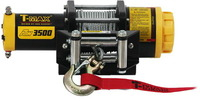 Электрическая лебёдка для квадроциклов T-MAX ATW PRO 3500