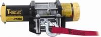 Электрическая лебёдка для квадроциклов T-MAX ATW-PRO 2500 (12V)