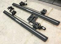 Электрические выдвижные пороги подножки для Cadilac XT5 2016+