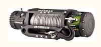 Лебедка электрическая 12V Ironman Monster Winch 12000