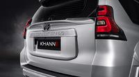 """Спойлер """"Khann"""" Toyota Land Cruiser Prado 150, Lexus GX 460"""