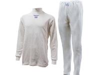 Спортивное нательное белье Beltenick белое размер L (FIA)