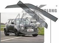 Ветровики - дефлекторы окон Nissan Juke F15 2010+