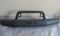 Усиленный передний бампер для Lada 4x4 \ Нива 212140
