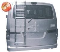 Лестница на заднюю дверь Nissan NV200 Vanette (2009+)