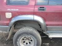 Фендера - расширители колесных арок Isuzu Bighorn (12см)