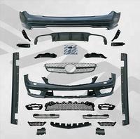 Обвес штатный (комплект) для Mercedes W204 C63 AMG 2011-2013 C180 C200 C260 C300
