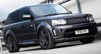 Аэродинамический обвес Kahn Design Wide для Range Rover Sport