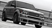 Аэродинамический обвес Kahn Design RS300 для Range Rover Sport