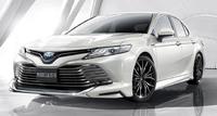 """Аэродинамический обвес """"Modellista"""" для Toyota Camry V70 (оригинал)"""