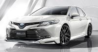 """Аэродинамический обвес """"Modellista"""" для Toyota Camry V70"""