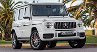 "Обвес ""G63 AMG"" для Mercedes W464 2018+ (оригинал)"