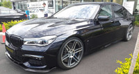 Обвес Manhart для BMW 7er G11 G12