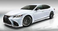 Обвес TRD для Lexus LS350 LS500