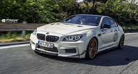 Обвес Prior Design PD6XX для BMW F06 Gran Coupe