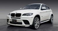 Аэродинамический обвес M Performance для BMW X6 E71