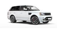 Аэродинамический обвес Overfinch для Range Rover Sport
