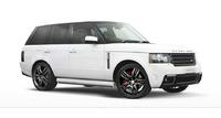 Аэродинамический обвес Overfinch для Range Rover Vogue 3